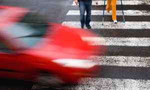 Штраф за сбитого пешехода в 2020 году — на смерть, на пешеходном переходе