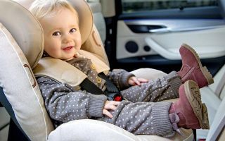 До скольки лет нужно детское кресло (автокресло) в машине в 2020 году — по закону