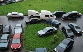 Правила парковки в 2020 году — во дворах жилых домов, на придомовой территории многоквартирного дома, в выходные дни в москве