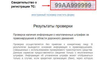 Как проверить штрафы гибдд по номеру машины бесплатно в 2020 — с фото