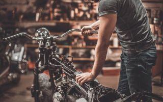 Угон мотоцикла в 2020 году — наказание, как проверить, как защитить