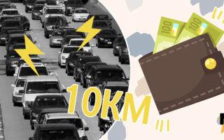 Штраф за превышение скорости на 30 км в 2020 — сумма