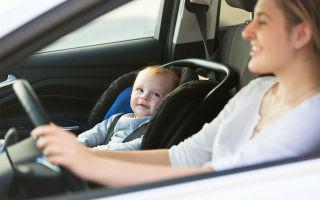 Установка детского кресла (автокресла) в автомобиль в 2020 году — на переднее сиденье