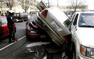 Дтп на парковке в 2020 году — кто виноват, что делать, страховой случай, как составить европротокол, при движении задним ходом, ответственность, вызвать участкового, осаго