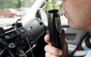 Повторное лишение водительских прав (удостоверения) в 2020 — за алкоголь