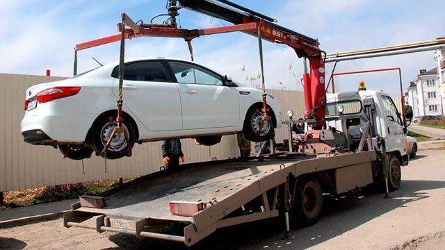 Как забрать машину со штрафстоянки после ДТП в 2020 году - без оплаты, есть пострадавшие