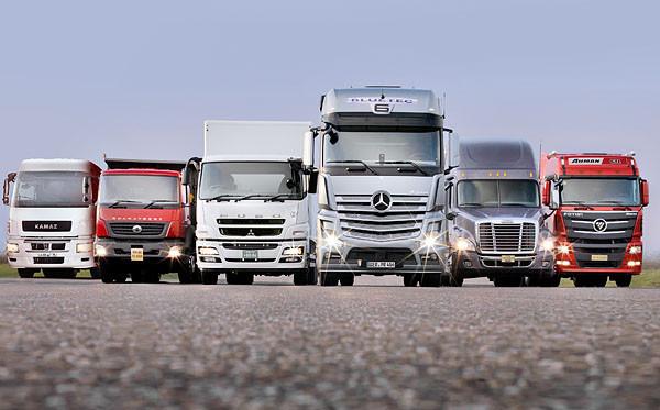 Лизинг грузовых автомобилей в 2020 году - без первоначального взноса, для физических лиц, для ИП