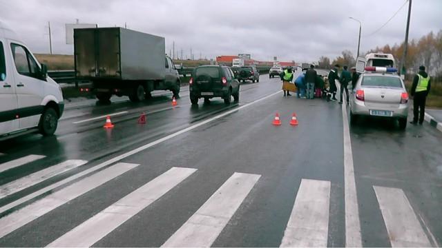 Штраф за сбитого пешехода в 2020 году - на смерть, на пешеходном переходе