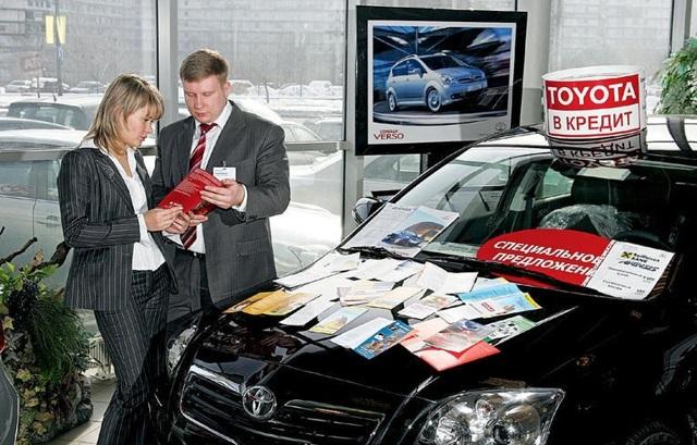 Автокредит (авто в кредит) в банке Тойота в 2020 году - досрочное погашение, отзывы, без первоначального взноса, проценты, условия