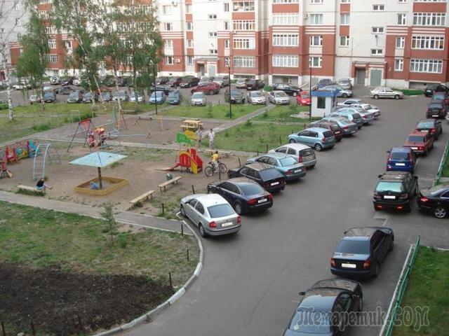 Правила парковки в 2020 году - во дворах жилых домов, на придомовой территории многоквартирного дома, в выходные дни в Москве