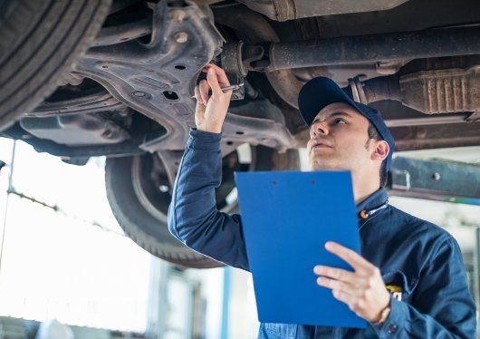 Контрольный осмотр автомобиля в 2020 году - порядок проведения