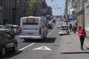 Штраф за выделенную (автобусную) полосу в 2020 году - можно ли оплатить со скидкой 50 процентов, для общественного транспорта