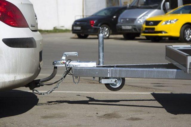 Штраф за прицепное устройство (фаркоп) для автомобиля в 2020 году
