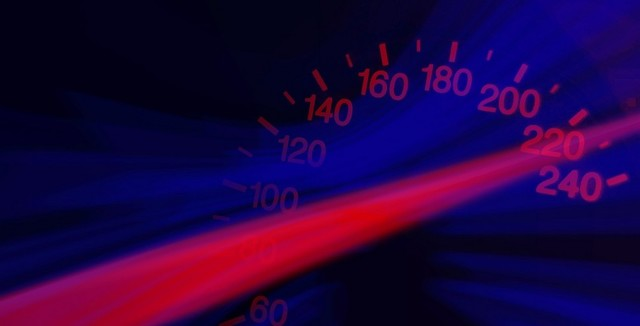 Штраф за превышение скорости на 40 км в 2020