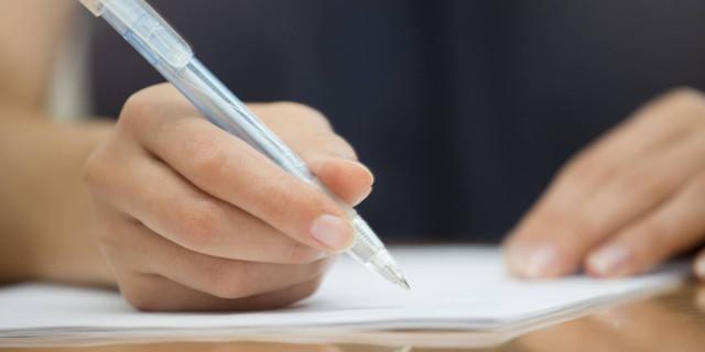 Заявление о выдаче водительского удостоверения (прав) в 2020 - образец заполнения, взамен утерянного, после лишения, Госуслуги