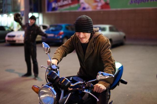 Угон мотоцикла в 2020 году - наказание, как проверить, как защитить