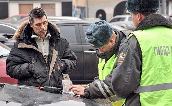 Управление транспортным средством без водительского удостоверения в 2020 - наказание