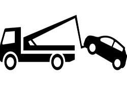 Эвакуация автомобиля на штрафстоянку за неправильную парковку в 2020
