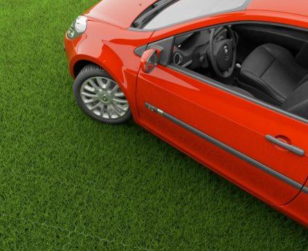 Штраф за парковку на газоне для юридического лица в 2020 - как оспорить