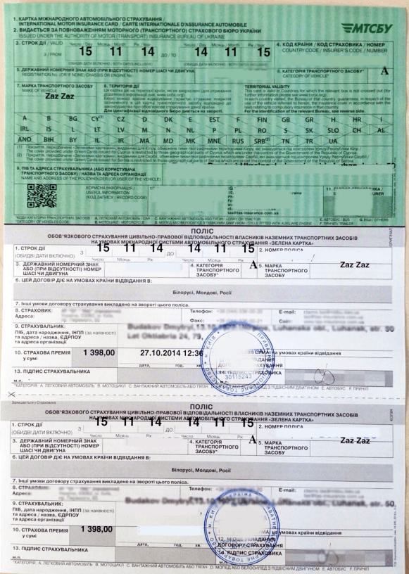 Цена Зеленой карты (green card) в Украину в 2020 году - как купить