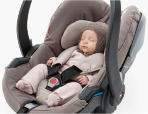 Детское автомобильное кресло (автокресло) для новорожденных в 2020 году