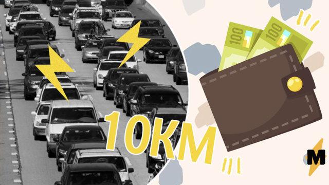 Штраф за превышение скорости на 30 км в 2020 - сумма