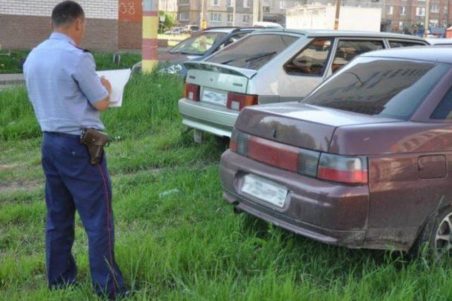 Штраф за парковку на газоне в 2020 - как оспорить, размер, действует ли скидка 50