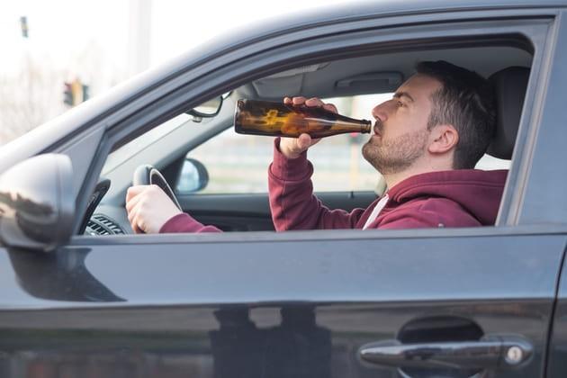 Повторное лишение водительских прав (удостоверения) в 2020 - за алкоголь